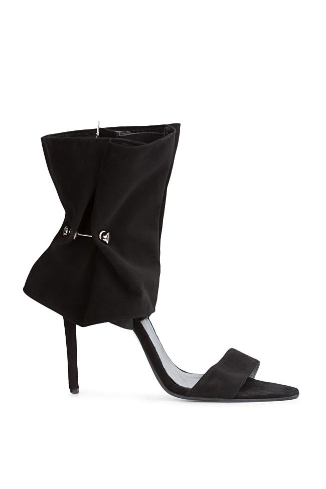 Sandales en cuir avec partie détachable Traces of Heels image 0
