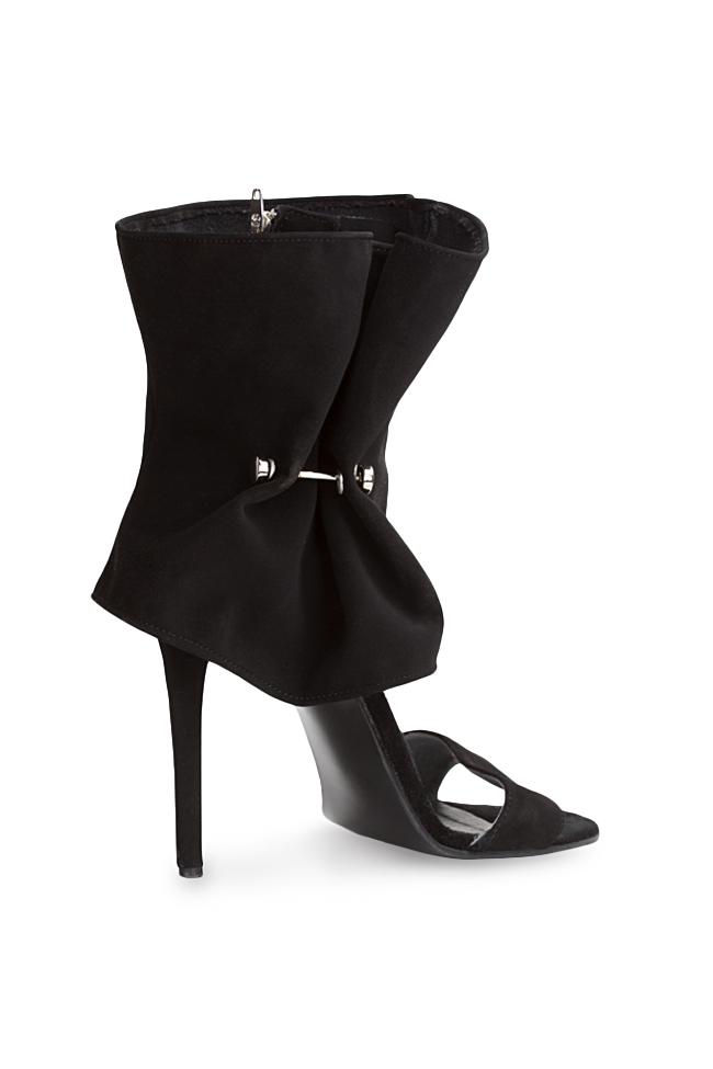 Sandales en cuir avec partie détachable Traces of Heels image 1