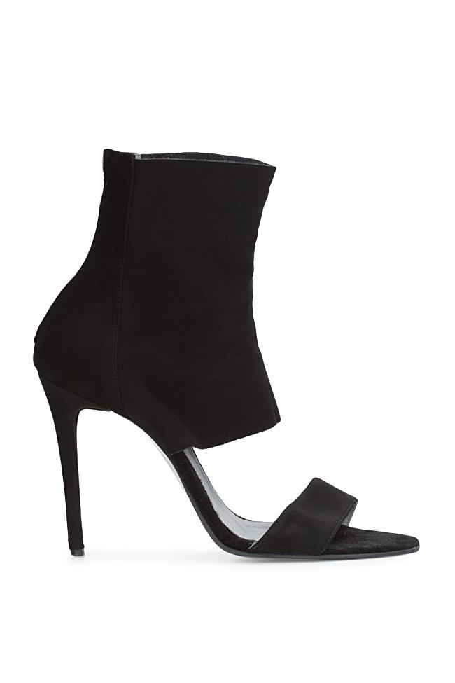 Sandales en cuir avec partie détachable Traces of Heels image 2