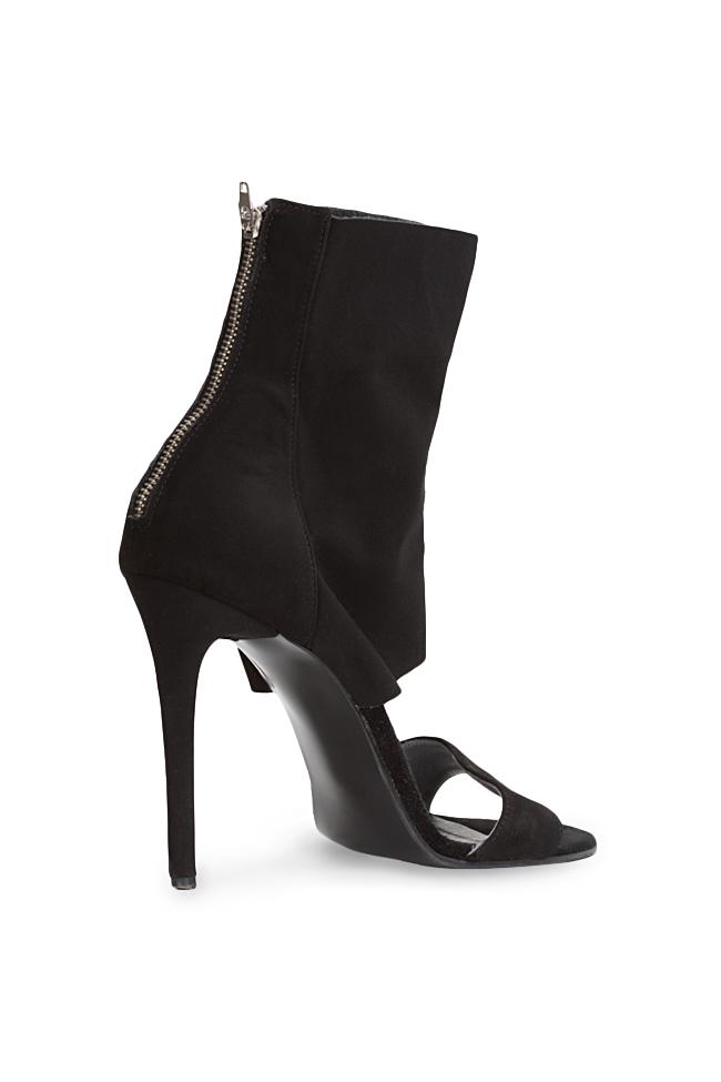Sandales en cuir avec partie détachable Traces of Heels image 3