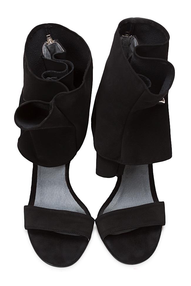 Sandales en cuir avec partie détachable Traces of Heels image 4