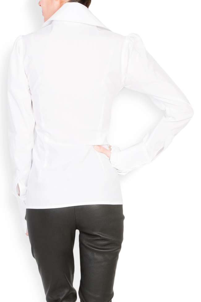 Cotton-poplin shirt LUWA image 2