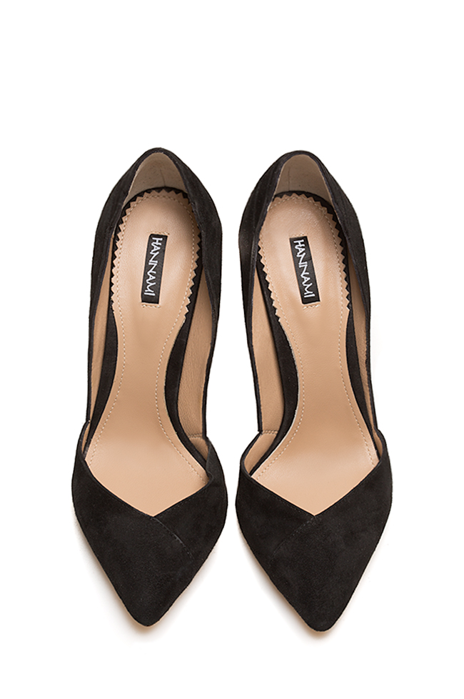 New Iconic velvet leather pumps Hannami image 2