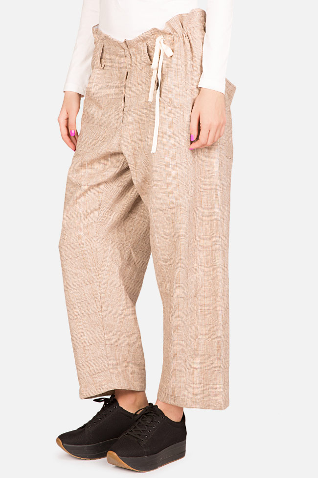 Line-blend wide-leg pants Studio Cabal image 0