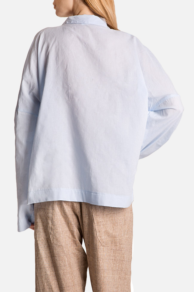 Oversized cotton shirt Studio Cabal image 2