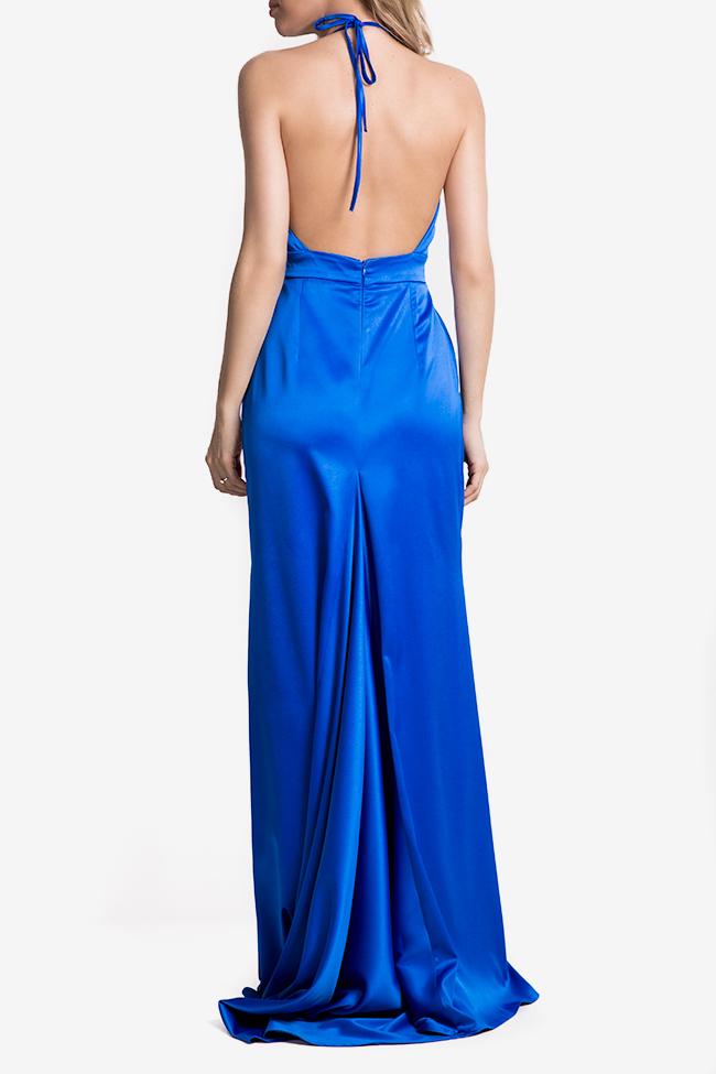 Satin gown Mirela Diaconu  image 1
