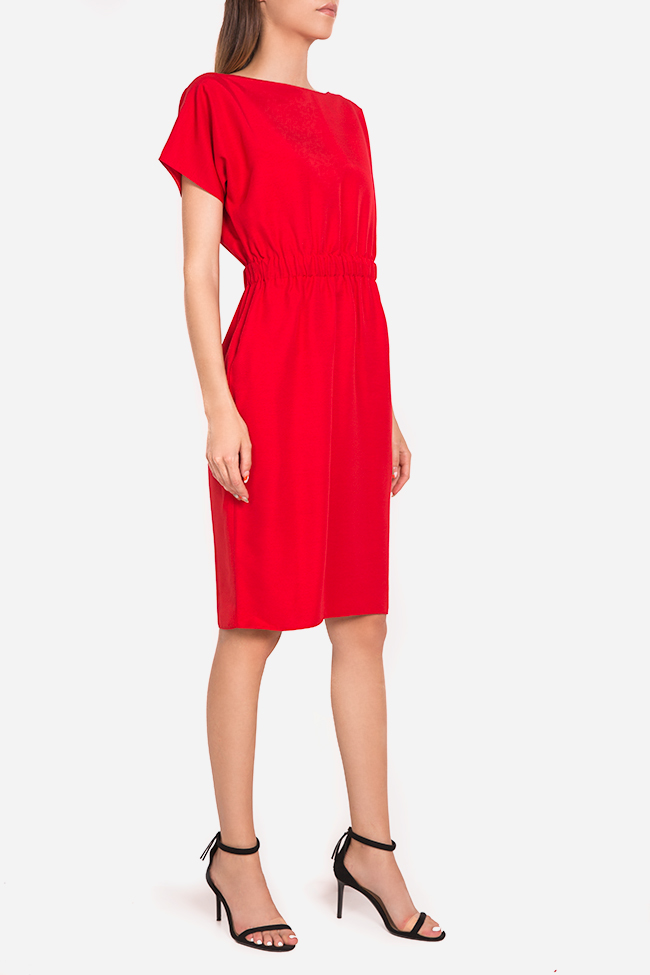 Zoey stretch-cotton midi dress Couture de Marie image 1