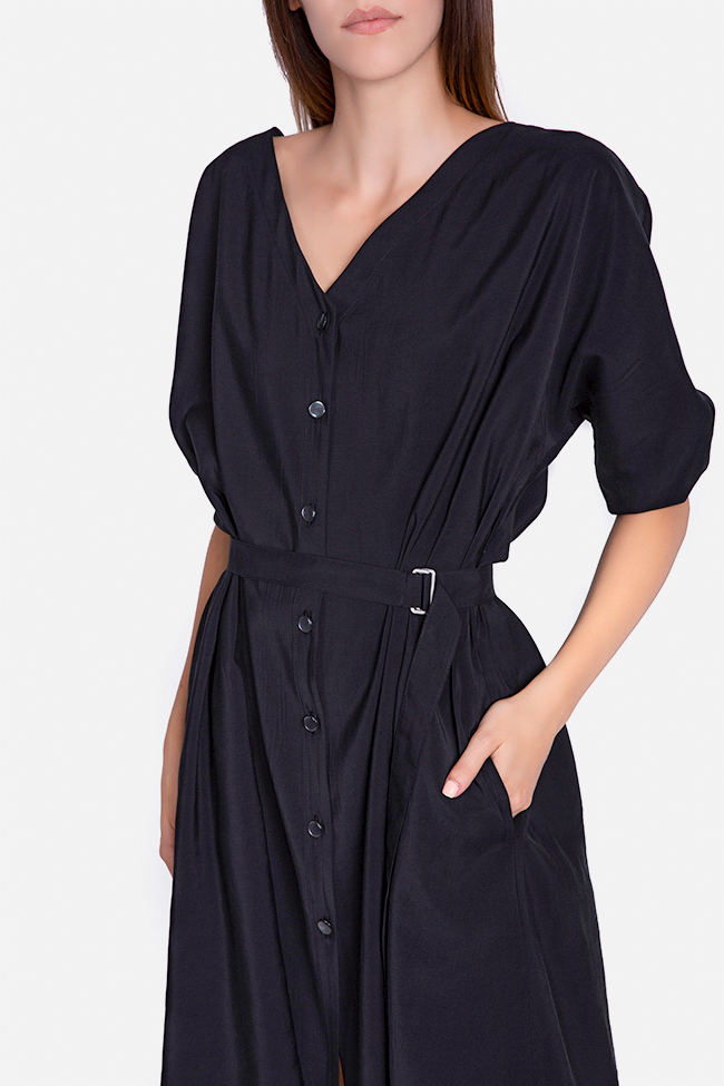Robe en modal avec cordon détachable Undress image 3