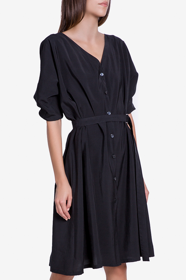 Robe en modal avec cordon détachable Undress image 0