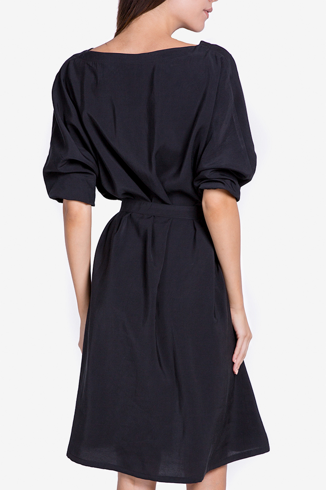 Robe en modal avec cordon détachable Undress image 2