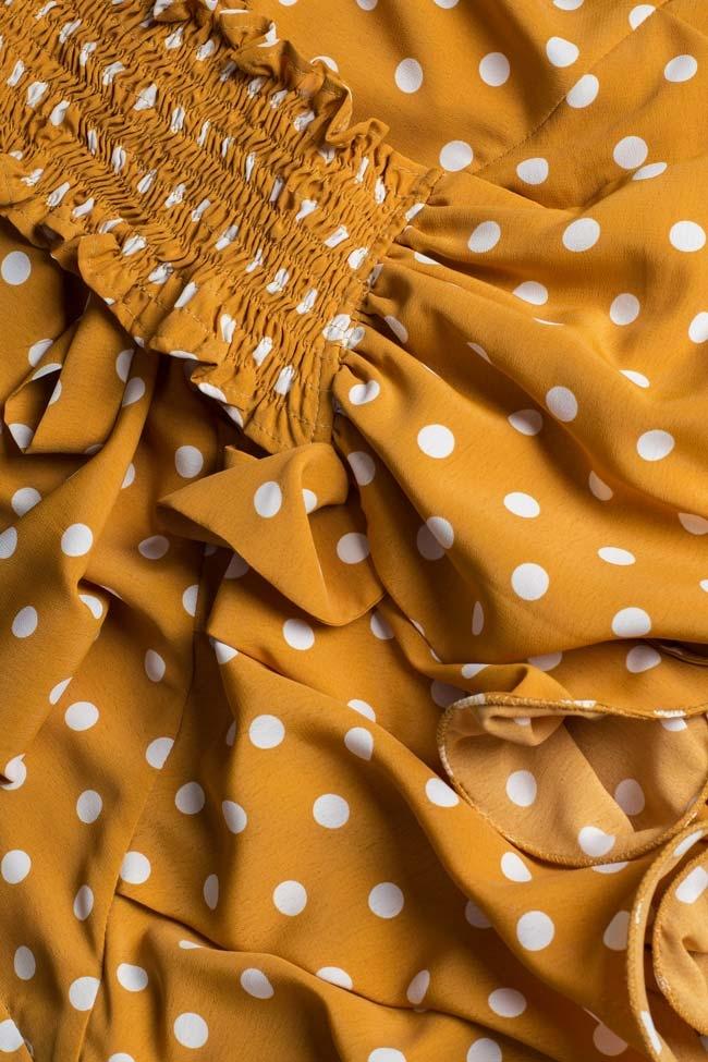 Polka-dot top and skirt set BADEN 11 image 4