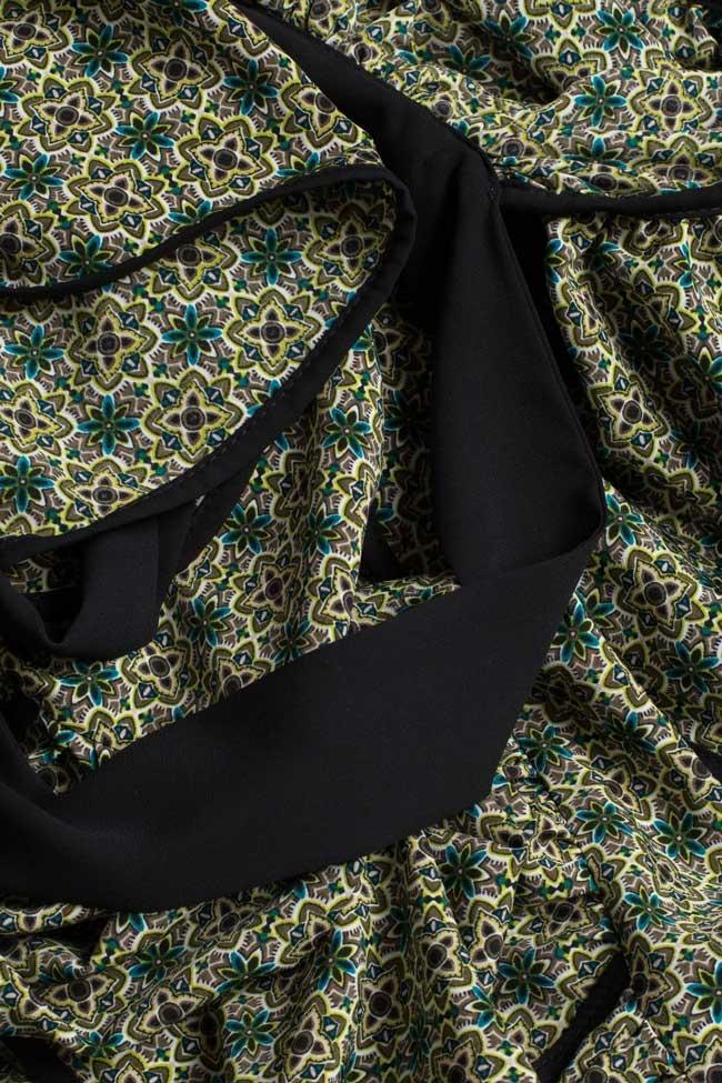 Robe maxi avec volant et dos nu BADEN 11 image 4