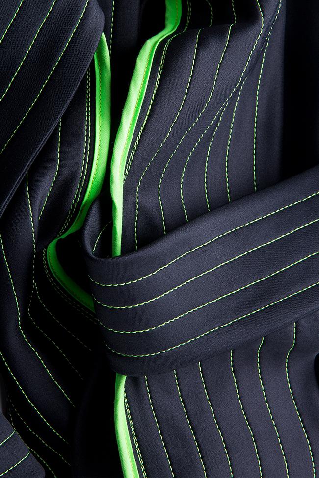 Kimono asymmetric jacket Edita Lupea image 4