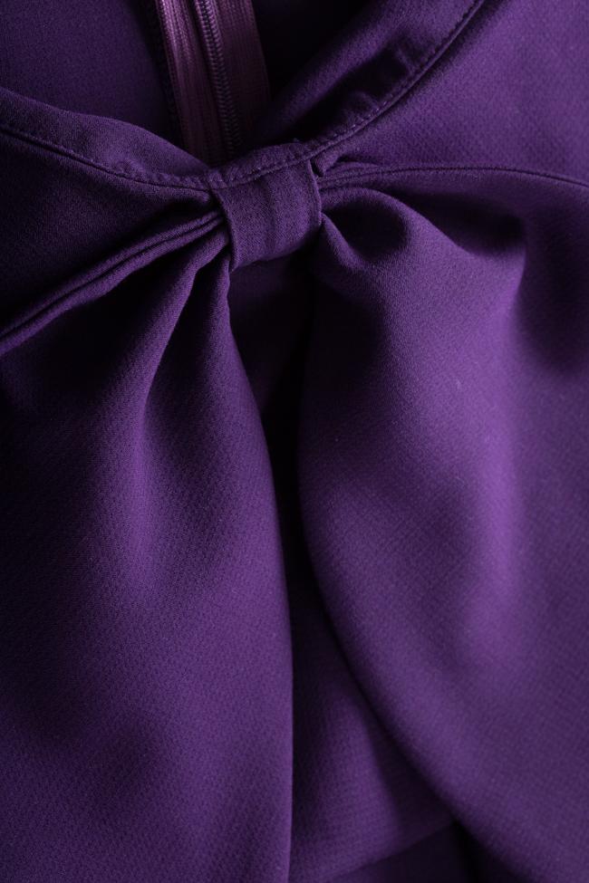 Rochie din stofa din amestesc de bumbac Bluzat imagine 4