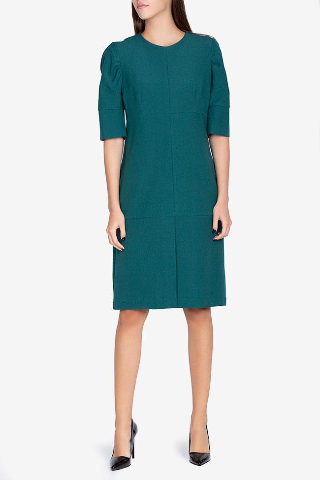 Cotton-blend mini dress Bluzat image 1