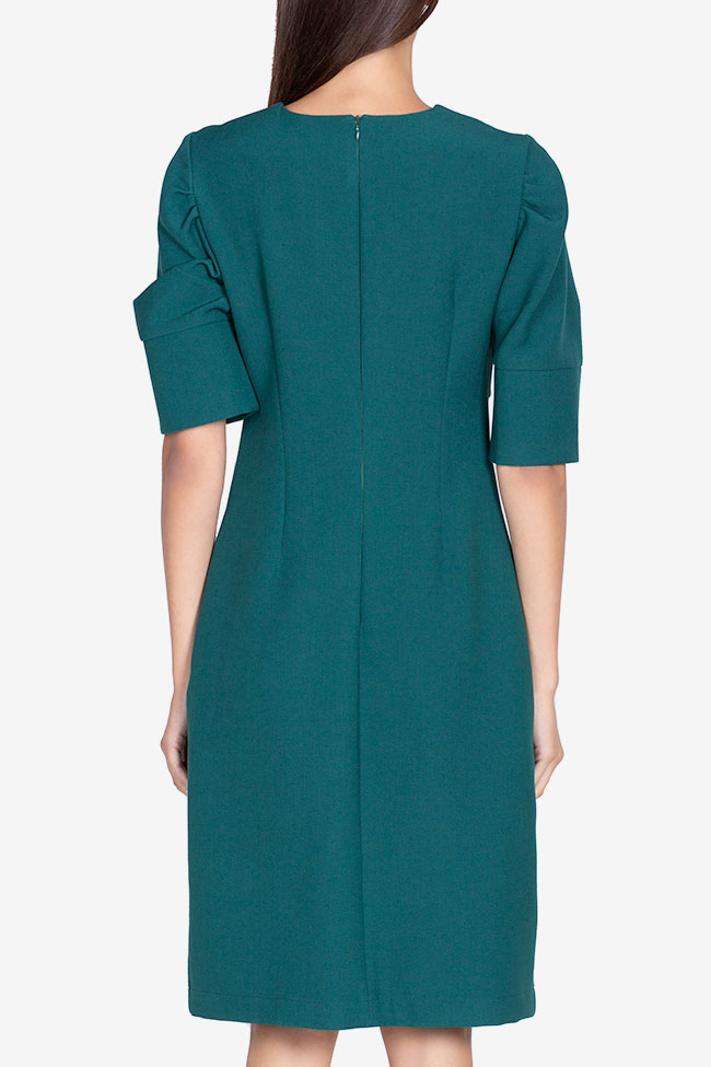 Cotton-blend mini dress Bluzat image 2