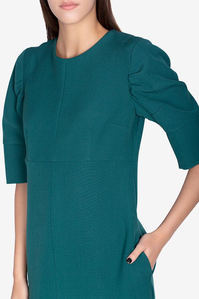 Cotton-blend mini dress Bluzat image 3