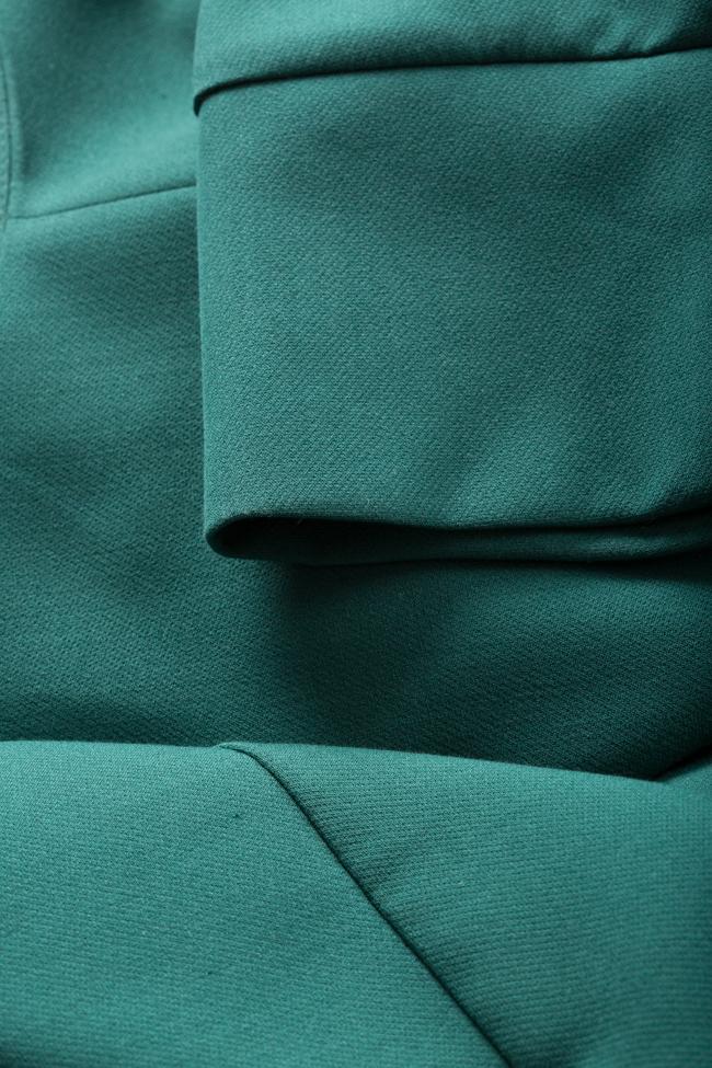 Cotton-blend mini dress Bluzat image 4