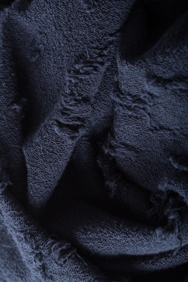 Rochie tip hanorac din amestec de bumbac Bluzat imagine 4