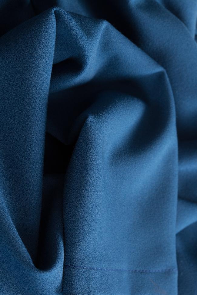 Robe asymétrique en crêpe de coton Bluzat image 4