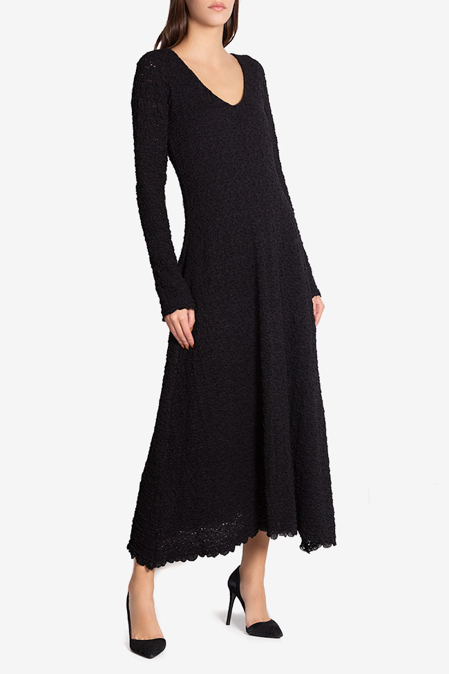 Wool maxi dress Izabela Mandoiu image 0