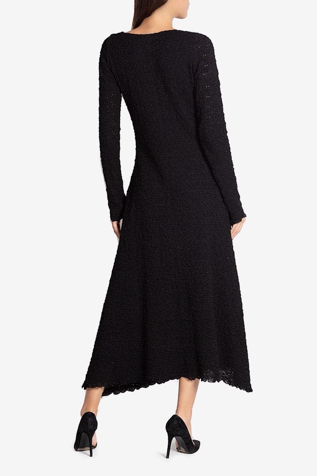 Rochie din lana  Izabela Mandoiu imagine 2