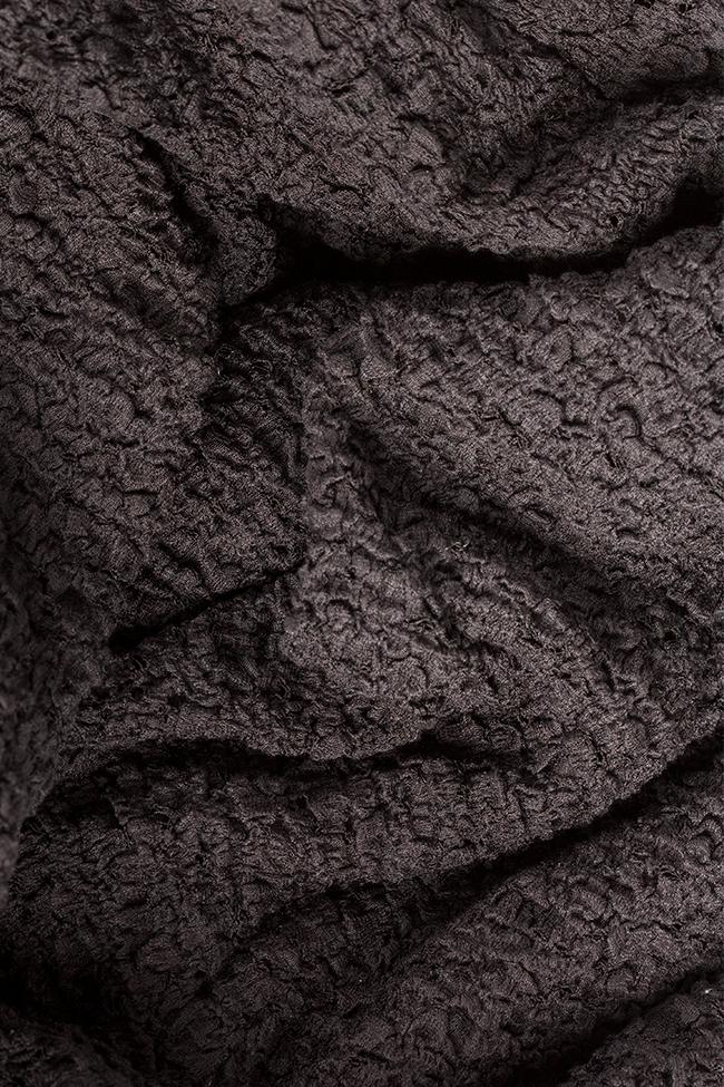 Rochie din lana  Izabela Mandoiu imagine 4