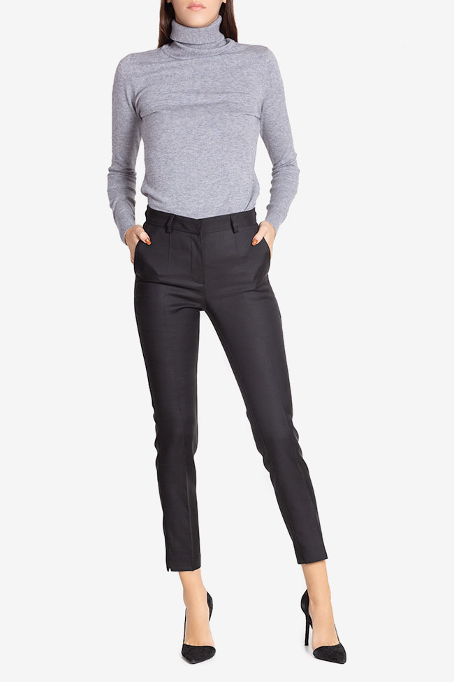 Russo wool pants Arllabel Golden Brand image 1