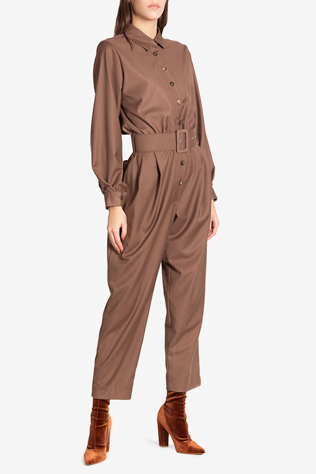 Cotton jumpsuit Cloche image 0