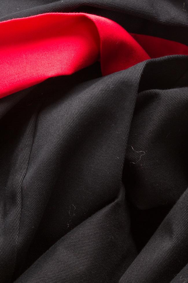 Robe portefeuille en coton avec cordon amovible Tilly Couture de Marie image 4