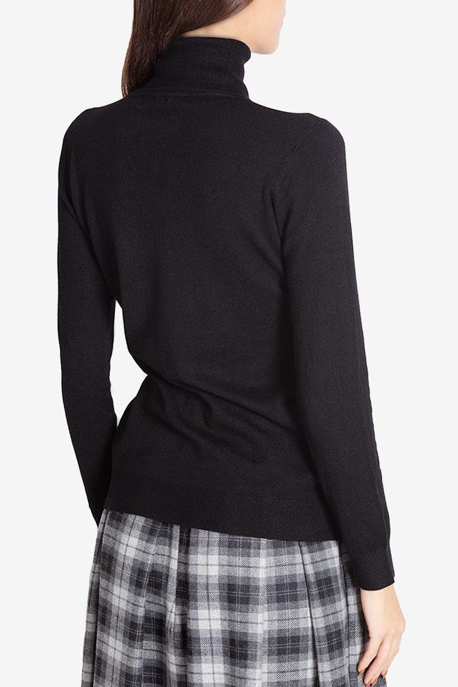 Wool-blend turtleneck sweater Cloche image 2