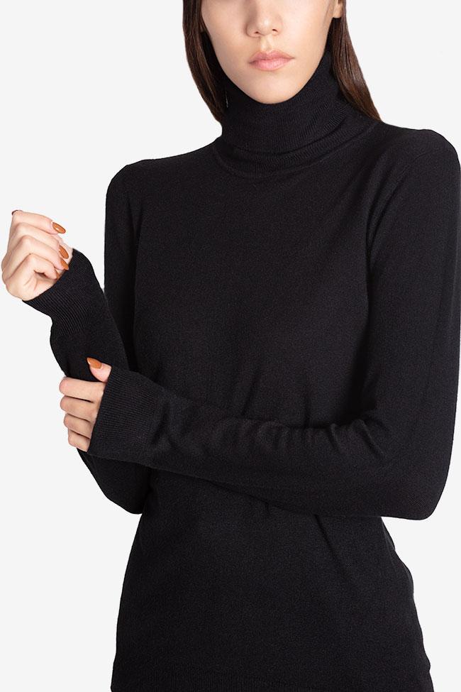 Wool-blend turtleneck sweater Cloche image 3