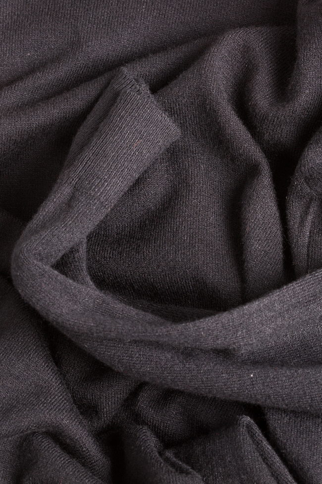 Pulover din amestec de lana Cloche imagine 4