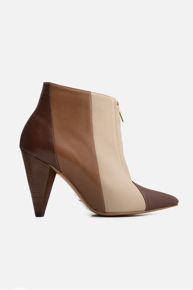 Valentina90 leather boots Ginissima image 0