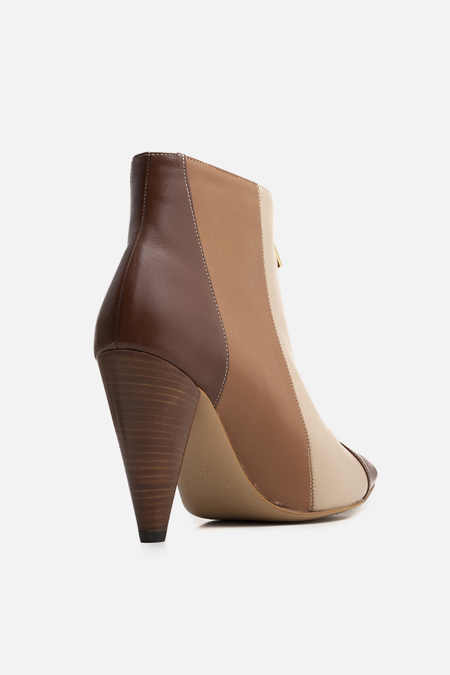 Valentina90 leather boots Ginissima image 1