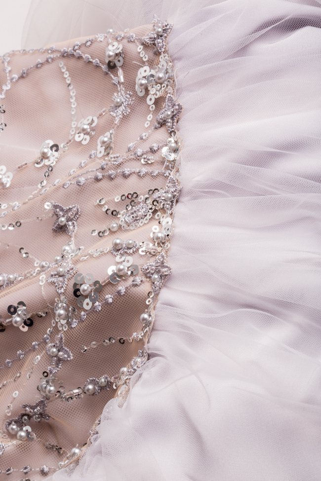 Embellished tulle gown Atelier Maria Iftimoaie image 4