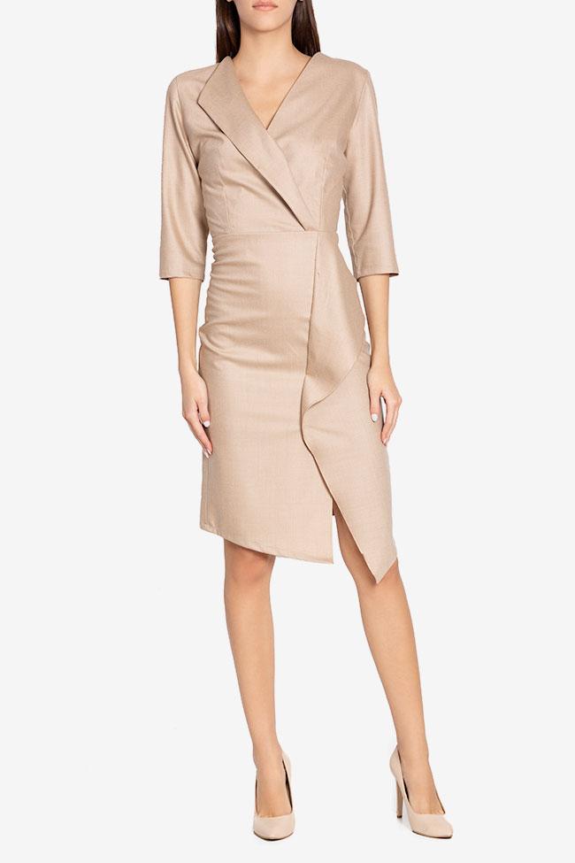 Lexie wool-blend midi dress Couture de Marie image 1