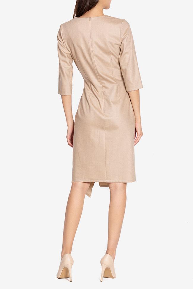 Lexie wool-blend midi dress Couture de Marie image 2