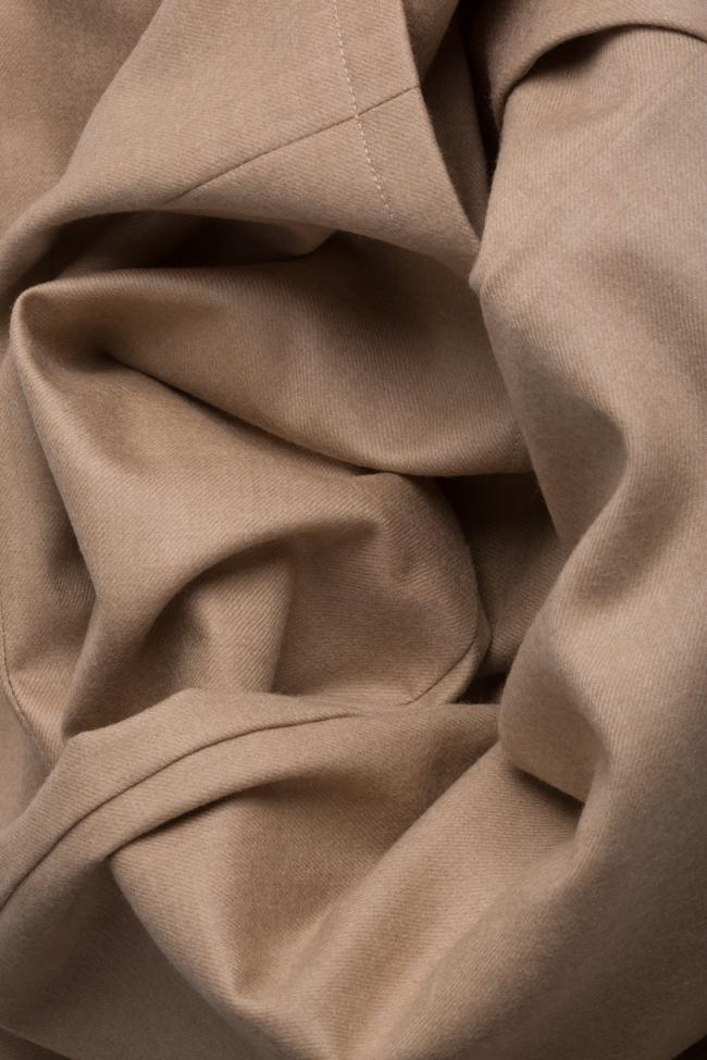 Lexie wool-blend midi dress Couture de Marie image 4