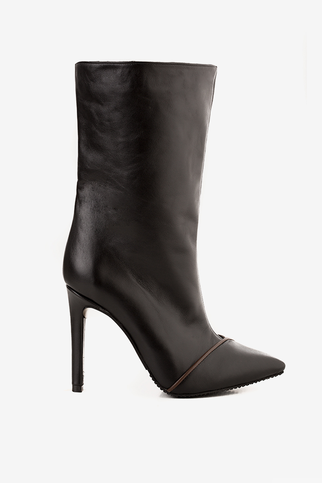 Lady leather boots Hannami image 0