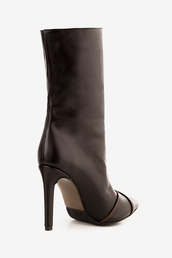 Lady leather boots Hannami image 1