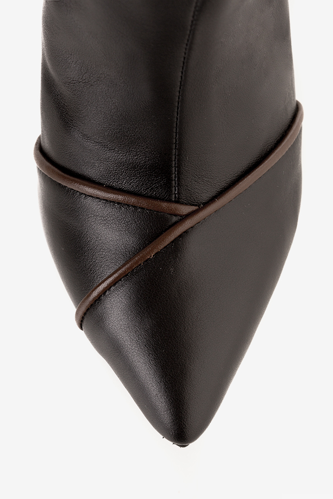 Lady leather boots Hannami image 3