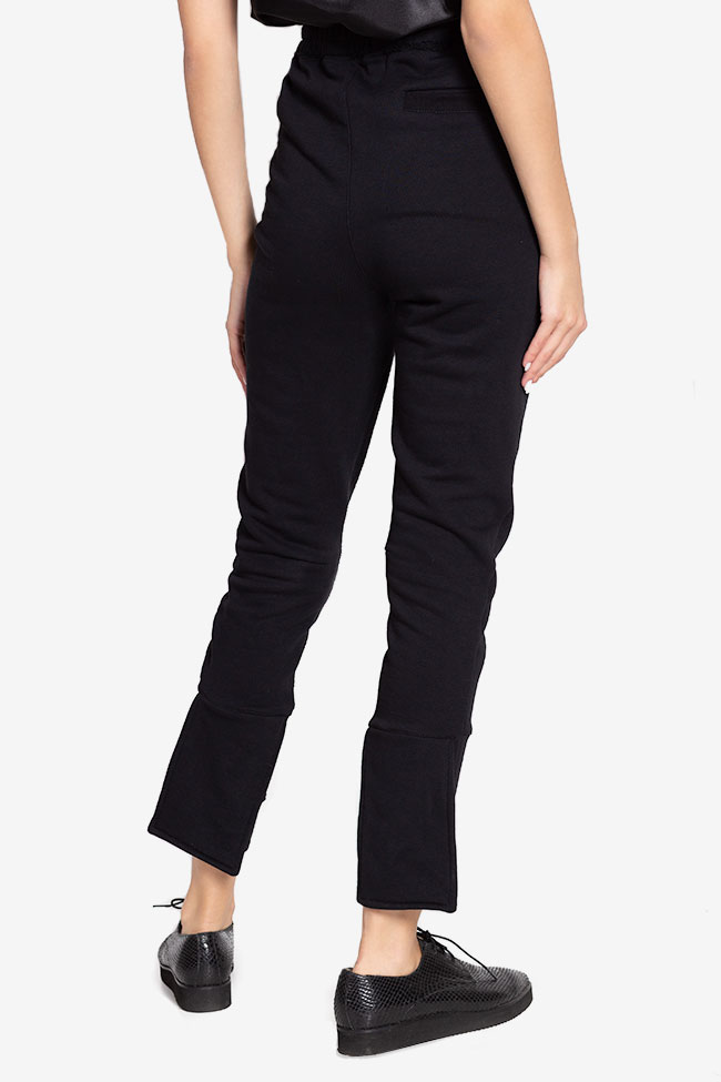 Cotton-jersey track pants NARRO image 2