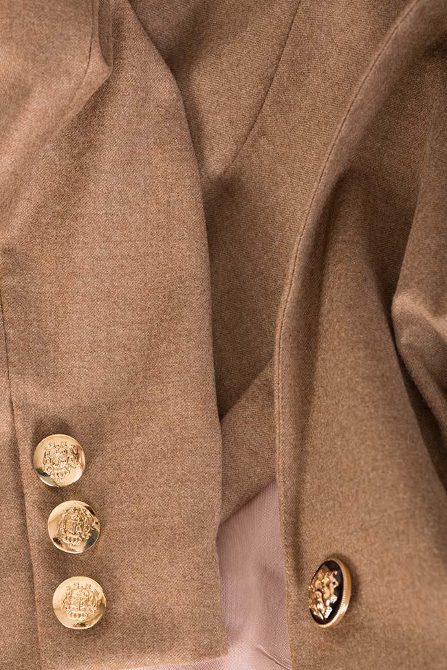 Wool blazer Acob a Porter image 4