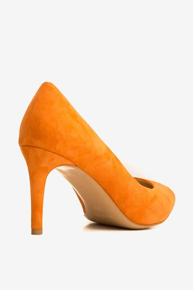Chaussures à talon en daim Alice60 Ginissima image 1