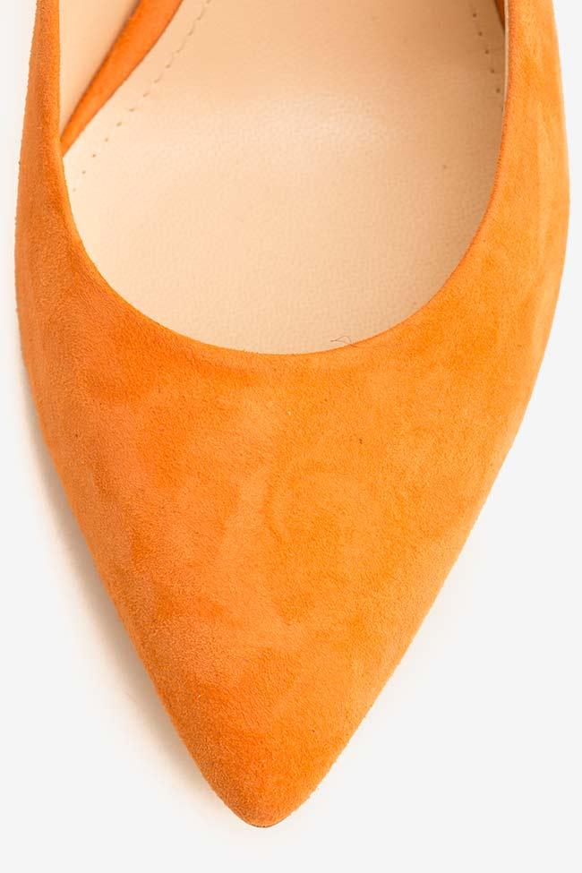 Chaussures à talon en daim Alice60 Ginissima image 3