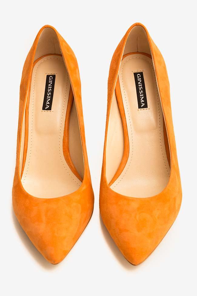 Chaussures à talon en daim Alice60 Ginissima image 2