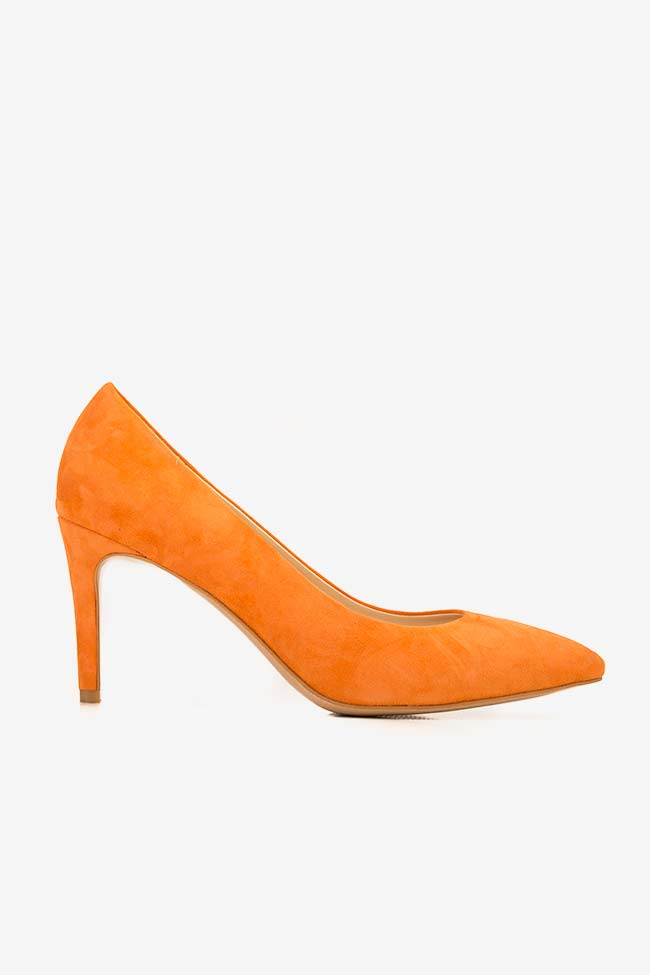 Chaussures à talon en daim Alice60 Ginissima image 0