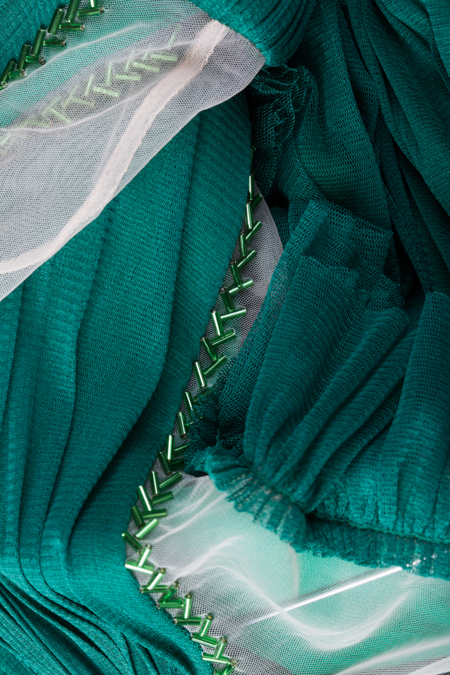Robe en mousseline de soie Patricia Maia Ratiu image 4