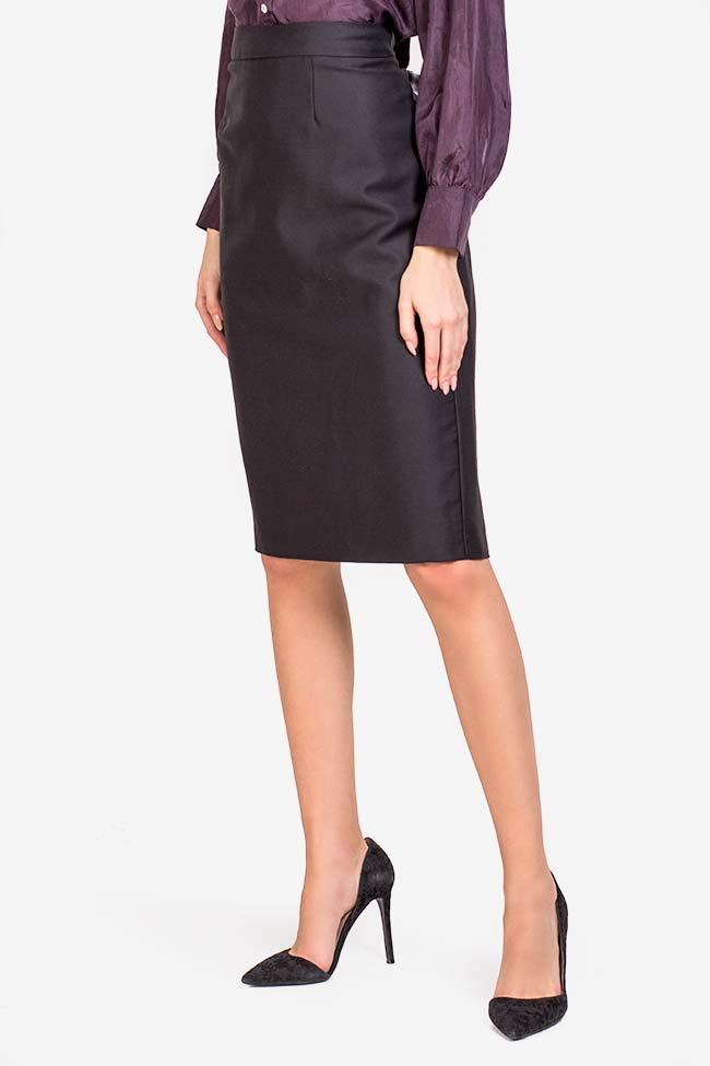 Wool midi skirt Acob a Porter image 0